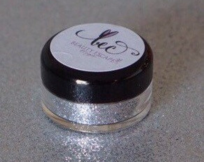 Silver Bells Cosmetic Grade Glitter