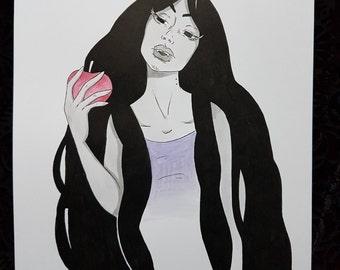 Marceline - Original art-