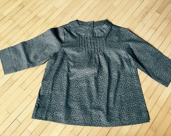 Blouse fleurie 6 months or 12 months