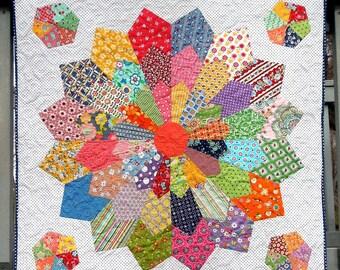 Modern Nellie Quilt Pattern