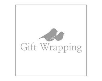 Gift Wrapping - add gift wrap to your purchase