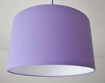 "Lampshade ""Lilac"" (lilac)"