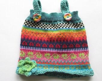 Custom knitted dog shirts