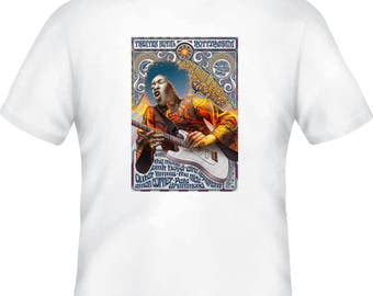 Jimi Hendrix Experience Theater Royal Nottingham (with Pink Floyd)
