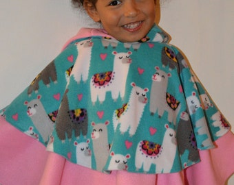 Carseat Poncho, Toddler Cape, Custom car seat poncho - One size 12M - 3T