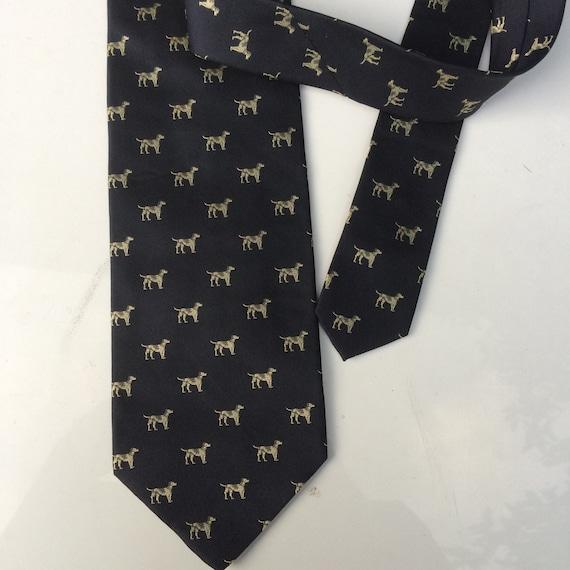 Vintage Aquascutum neckties