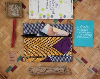 Door currency Wax / Mini pouch / Mini African Kit