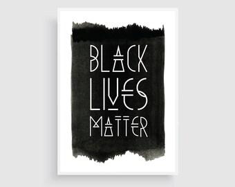 Black Lives Matter (DIGITAL FILE)