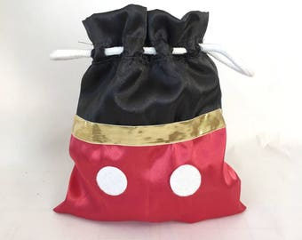 Mickey Mouse Inspired Birthday Bags