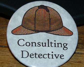 Consulting Detective button
