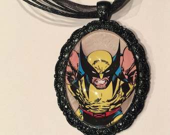 Marvel Wolverine Necklace