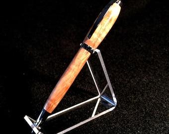 Handmade Spalted Maple Pen