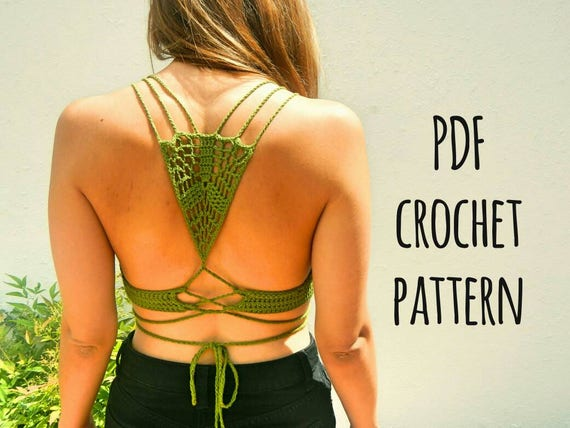 Earth Top Crochet Pattern