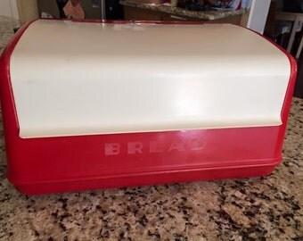 Lustro Ware Vintage Bread Box