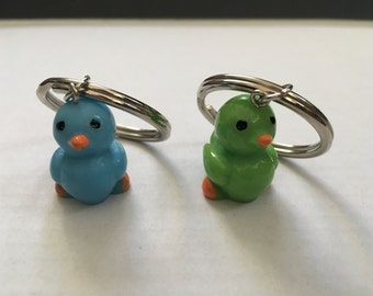 Rubber Ducky Keychain, Accessory