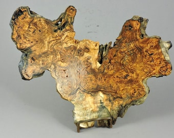 Aspen Burl Bowl, Decorative Tray, Burl Bowl,