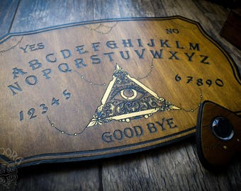 Ouija board, All Seeing Eye II