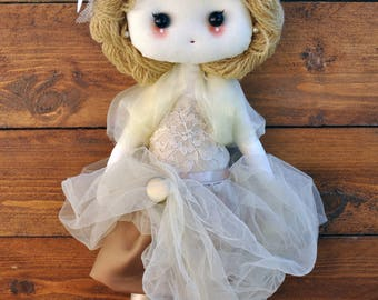Judith, stuffed doll