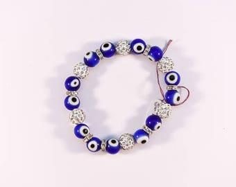 Evil Eye Bracelet.