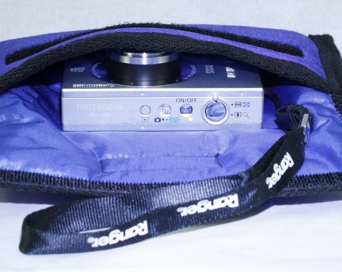 Camera Cases Large Point and Shoot Cameras Photography Accessories Water shock resistant 5 layers padding