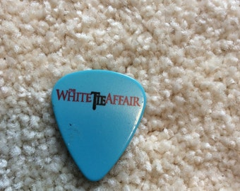 The White Tie Affair guitar pic