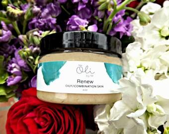 Face Scrub Renew Oily Skin