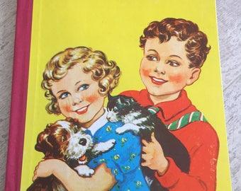 "Vintage ""play pets "" book"