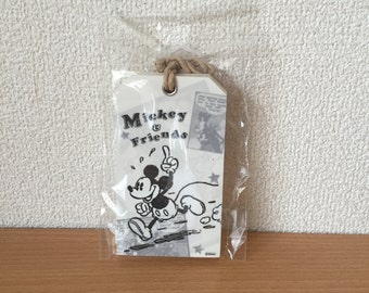 Disney Mickey&Friends tag design memo pads, message paper