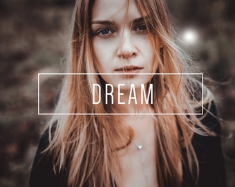 Dream Indie Muse Collection 3 Presets  4 Tool Presets 9 LR Brushes Lightroom Presets for Professional Results by LouMarksPhoto