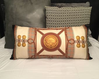 Burberry Pillow