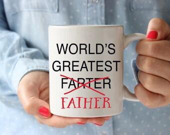 Funny gift for dad, funny gift for him, funny gift for husband, fathers day gift, funny mug for him, funny gift for men, funny coffee mug