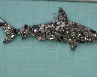 Gray Shark (large)