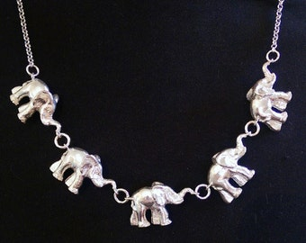 Elephant Walk Necklace