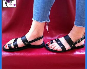 Sandals spring / summer 2017.