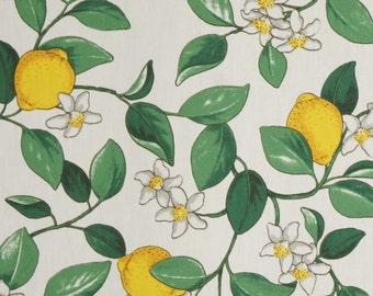 Cotton of Arvidssons CITRONLYCKA lemon shrub - cotton - lemon tree