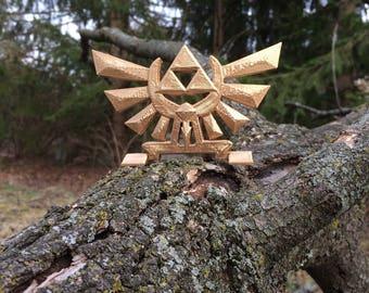 Zelda Hyrule Crest from the Nintendo Switch Wii U Game