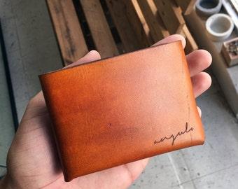 plano- bifold wallet