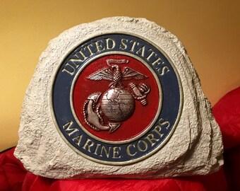 Marine Corps Stone