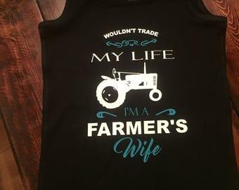 Farmers Wife Tank