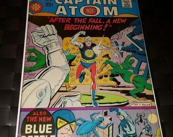 Captain Atom #84 (Jan 1967, Modern Comics)