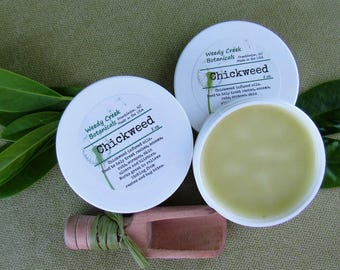 Wound Salve, Chickweed Salve, Healing Balm, Wound Ointment