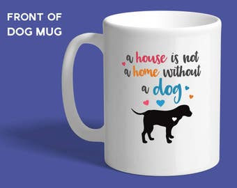 Funny Dog Mug. Staffy Mug. Staffy Lover. Dog Lover. Dog Lover Gift. Dog Lovers Mug. I Love My Dog Mug. I Love My Pet.