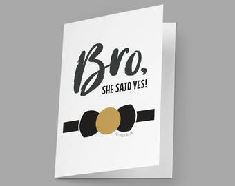 Scratch off Be My Best Man. Be my Groomsman? Bridal Party Proposal Card. Scratch Off & Reveal! Buy 2+ and SAVE!