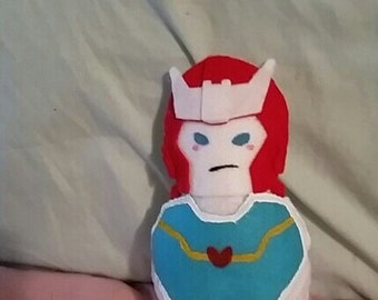 Transformers MTMTE Ratchet Felt Plush