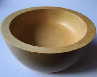 Hand Turned Huon Pine Bowl