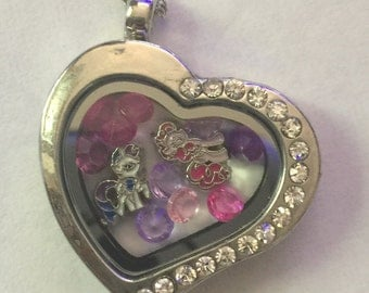 My Little Pony Locket Necklace