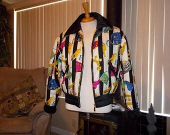 Escada Bomber jacket