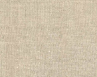 SALE 20% OFF -- Linen Double Gauze Chambray - double gauze cotton fabric