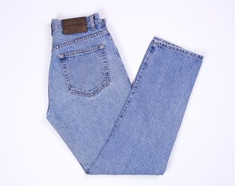 Calvin Klein Relaxed Fit Stone Wash Jeans