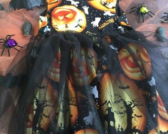 Children Happy Halloween Gothic ready to wear garments
